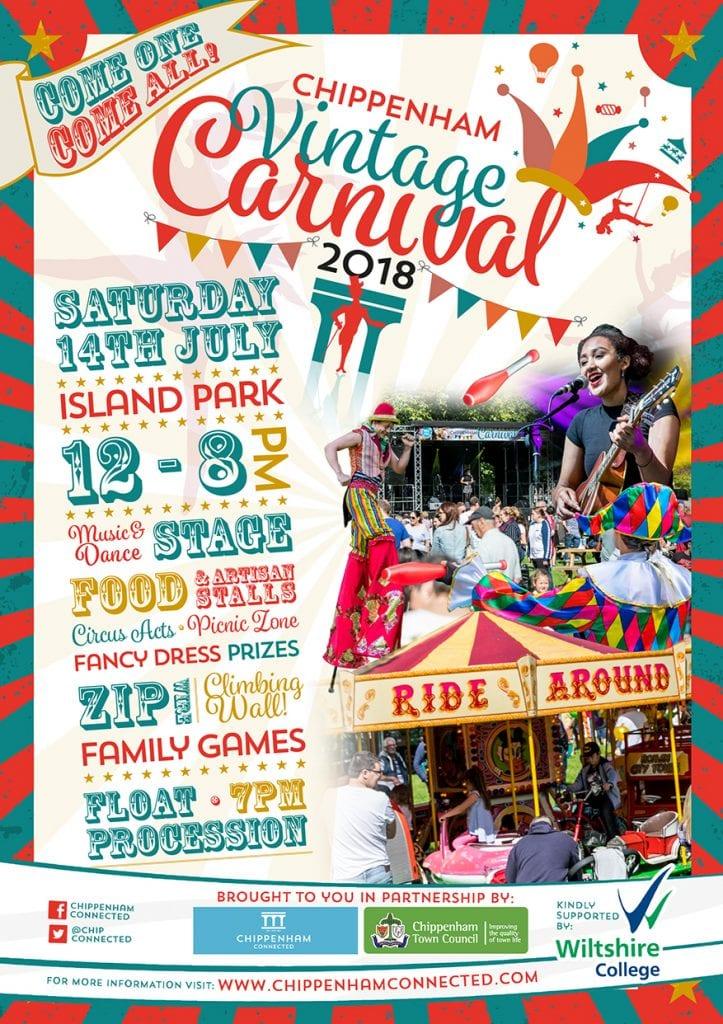 Chippenham's Vintage Carnival