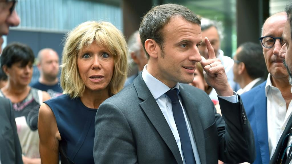 Image result for macron gay