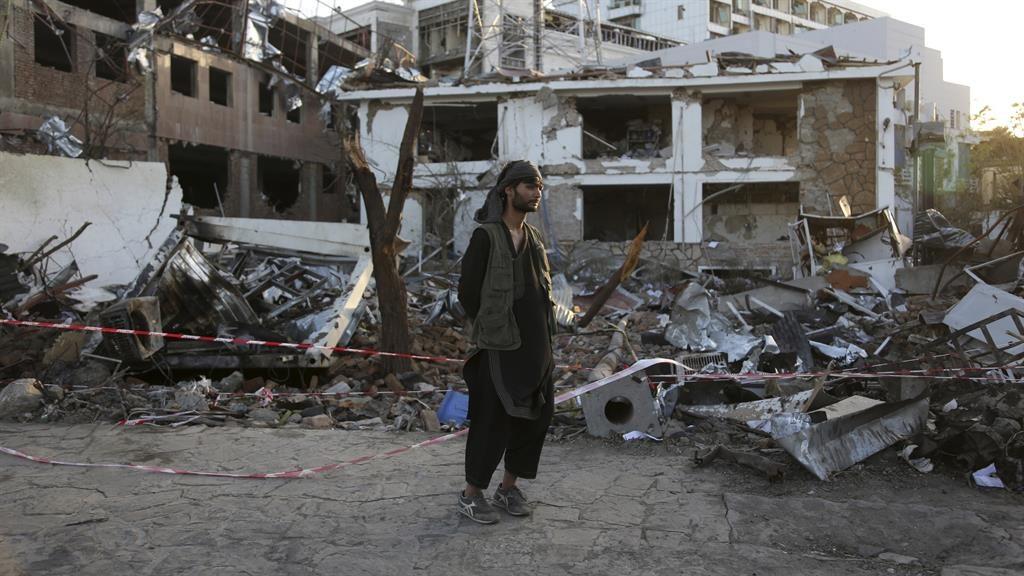 Canada condemns 'heinous' Kabul bombing