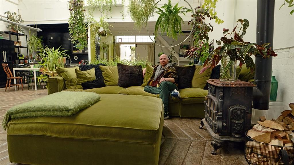 The Greenhouse Effect How One Interior Designer Has Created An