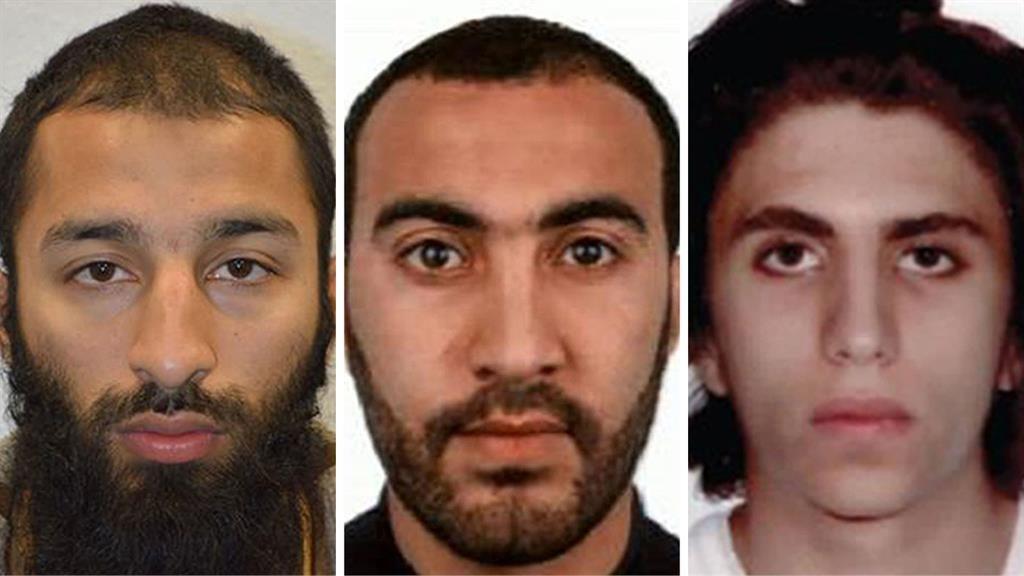 Watch Police Shoot And Kill London Bridge Terrorists