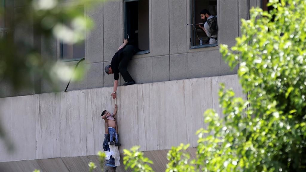Tehran attackers Iranian IS recruits