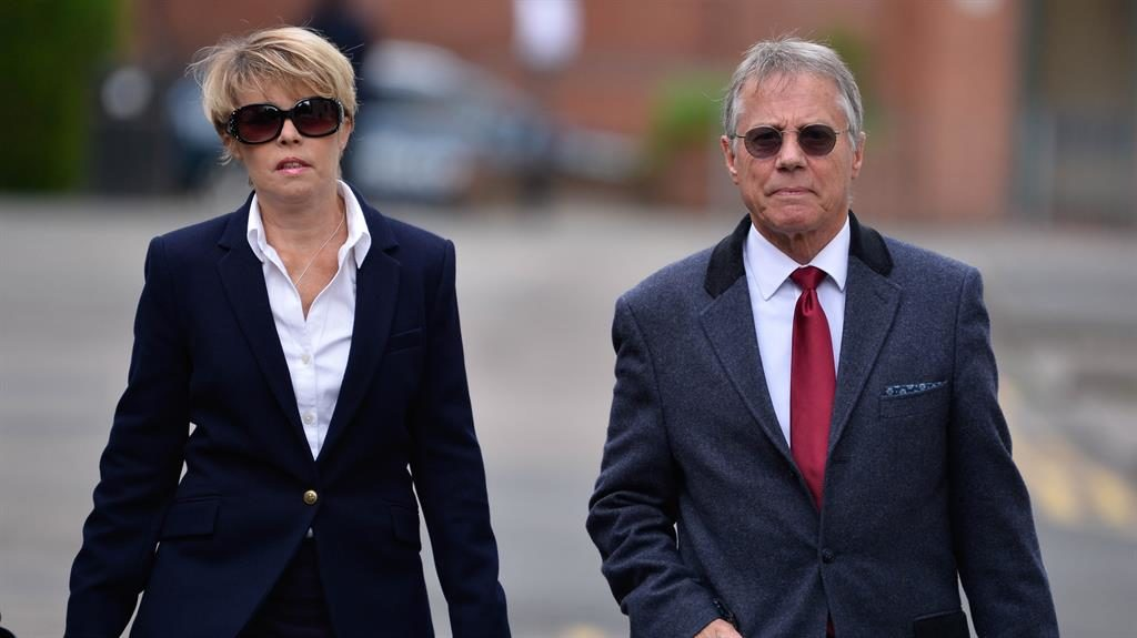 Ex-BBC presenters guilty of indecently assaulting boys