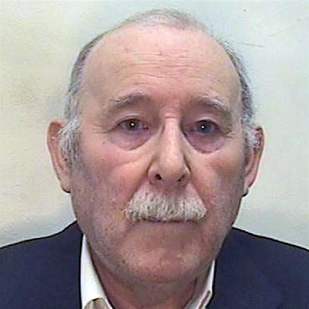 Jailed: John Price, 82 PICTURE: PA
