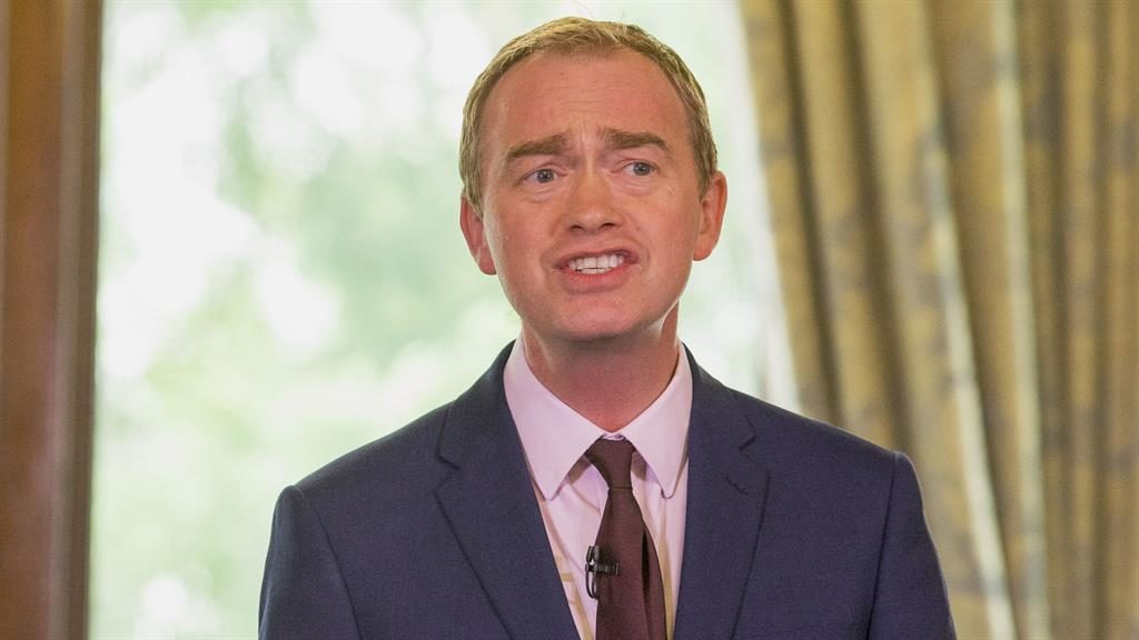 Torn between faith and politics, Liberal Democrat leader Tim Farron quits