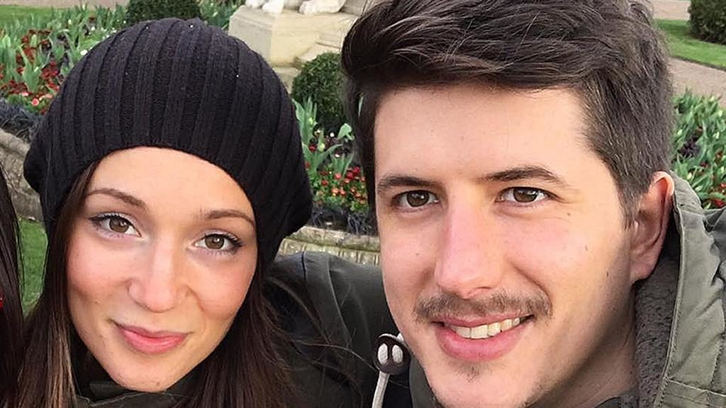 Couple trapped in London fire spent final moments calling parents