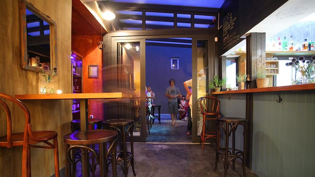 Hidden away: Explore Zagreb's courtyards to find gems such as Mali Bar