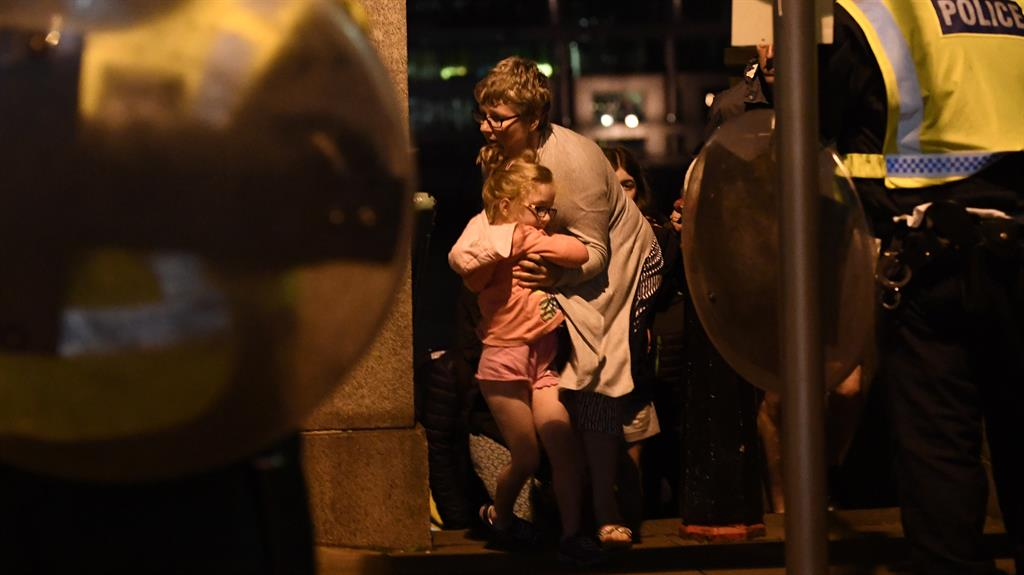 British police detain more people over London Bridge attack