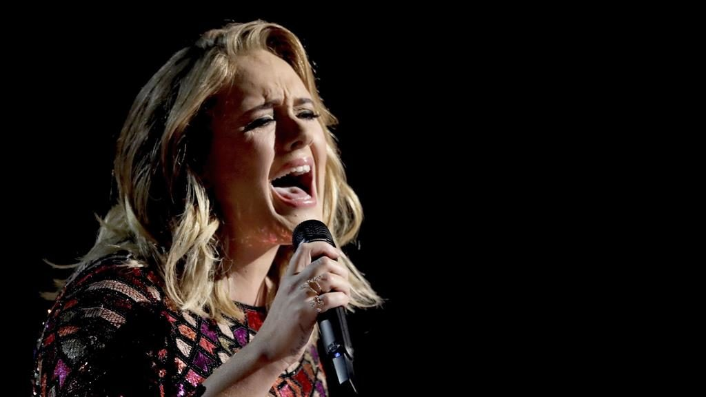 Adele's cancelled shows would have been filmed for concert DVD
