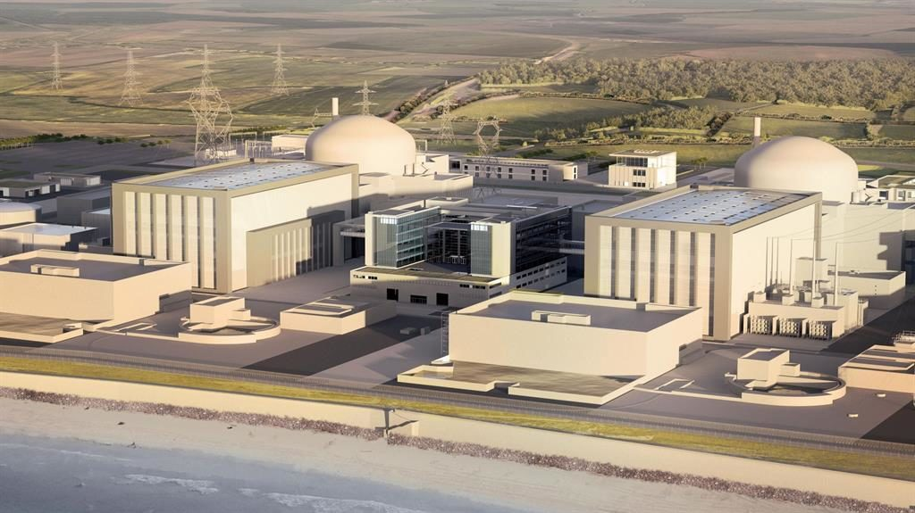 Hinkley Point: EDF raises cost estimate for nuclear plant
