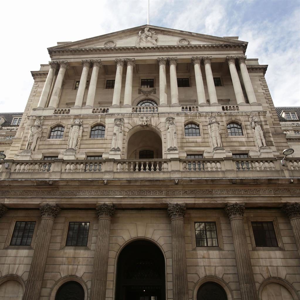 Strike in the Bank of England after 50 years