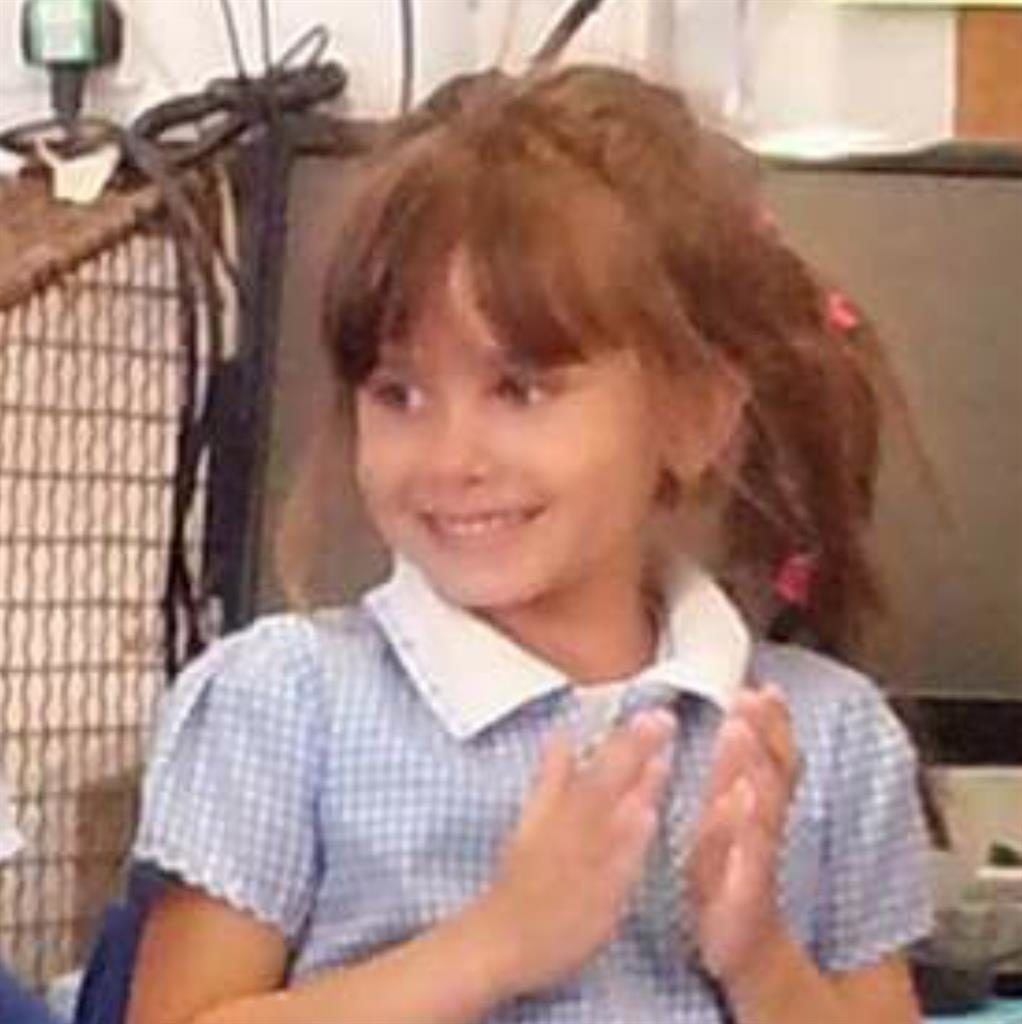 Teenage girl admits manslaughter of seven-year-old Katie Rough