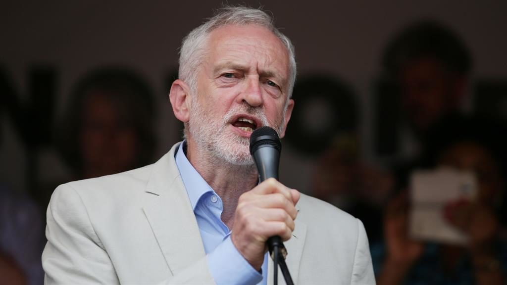 Jeremy Corbyn: Austerity has been 'selective and brutal'