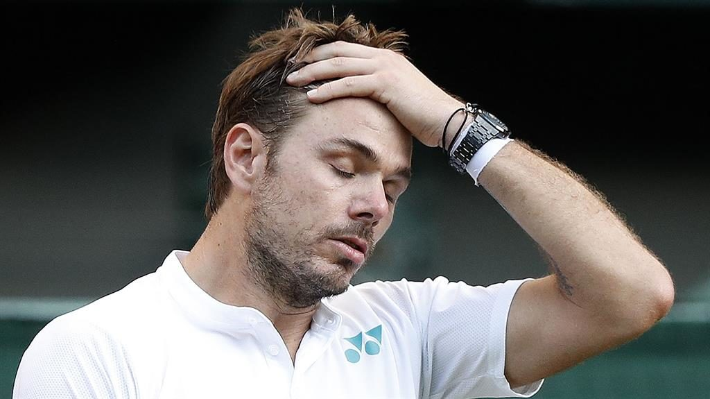 Aussies fall on opening day of Wimbledon