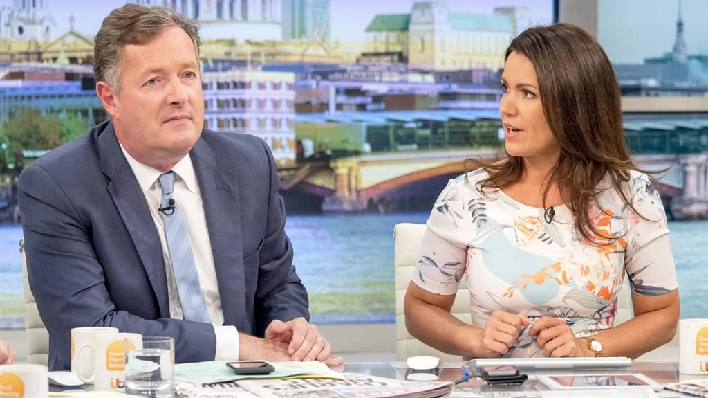 Piers Morgan Launches Into 'Love Island' Rant On 'Good Morning Britain'