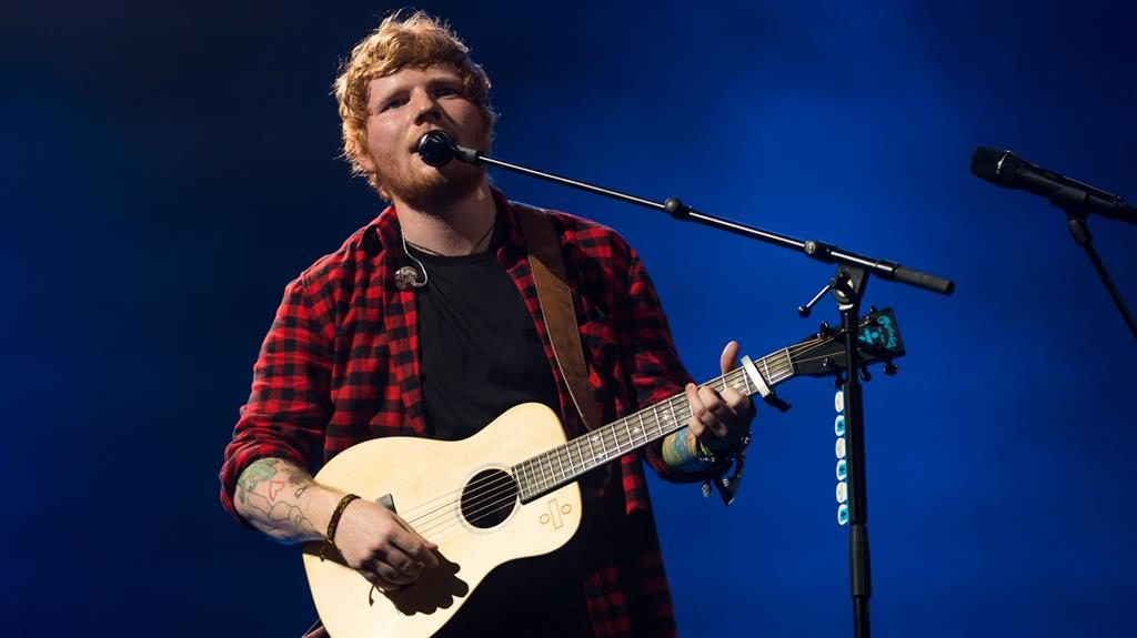 Ed Sheeran's Shape of You beats Drake with most streamed song