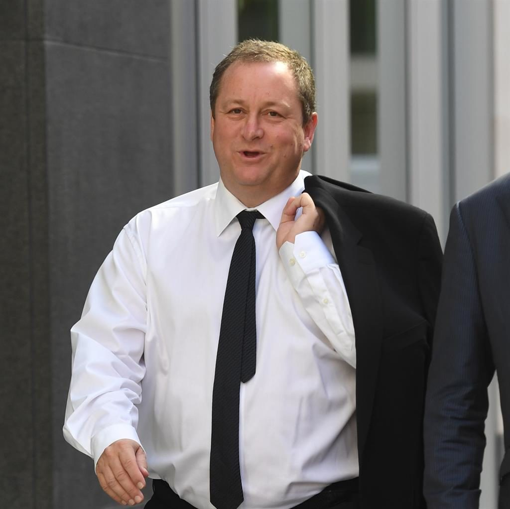 Mike Ashley's talk of £15m deal was 'drunk banter', court is told