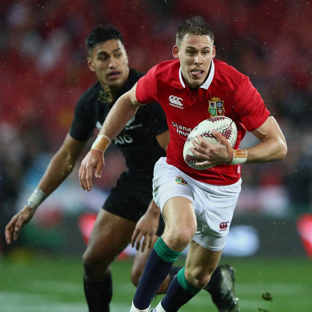Gatland rewards Wellington winners with unchanged side for third Test