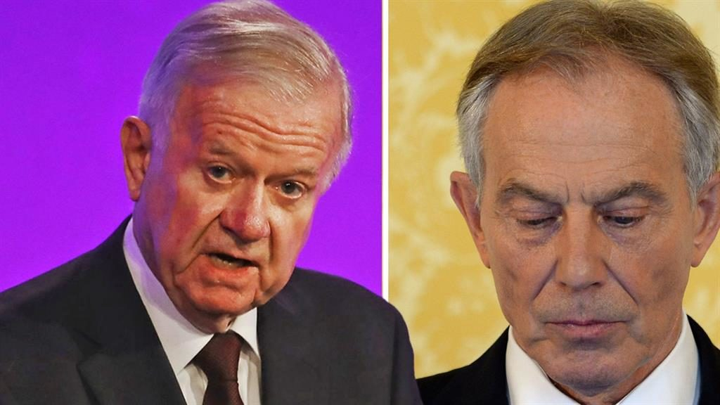 Tony Blair 'not straight with the nation' on Iraq War decisions