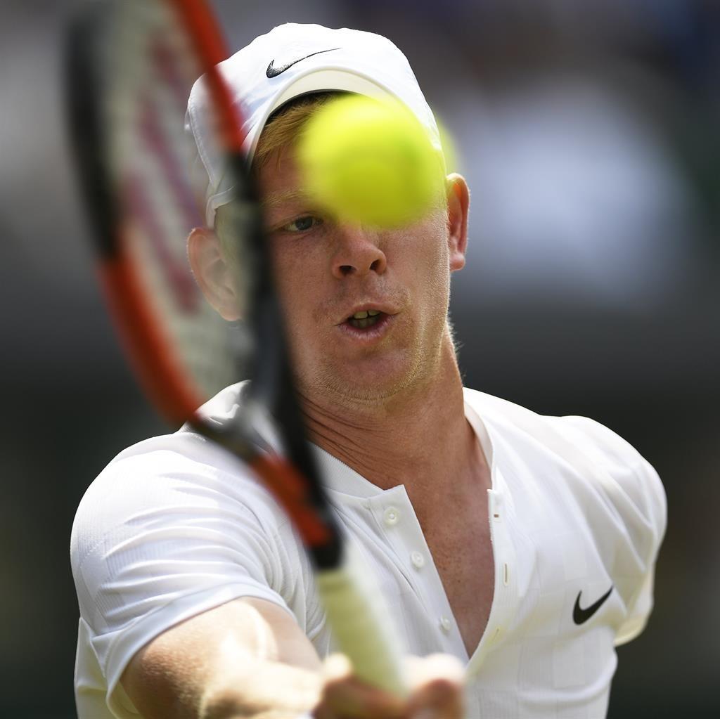 Kyle Edmund vs Gael Monfils, Wimbledon 2017