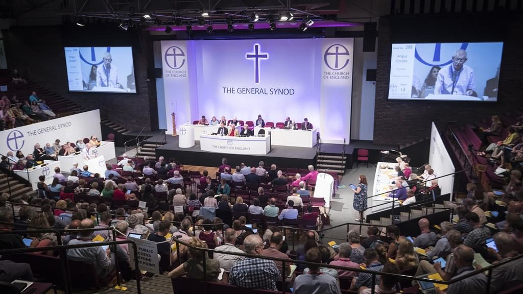 Church of England passes motion welcoming transgender people