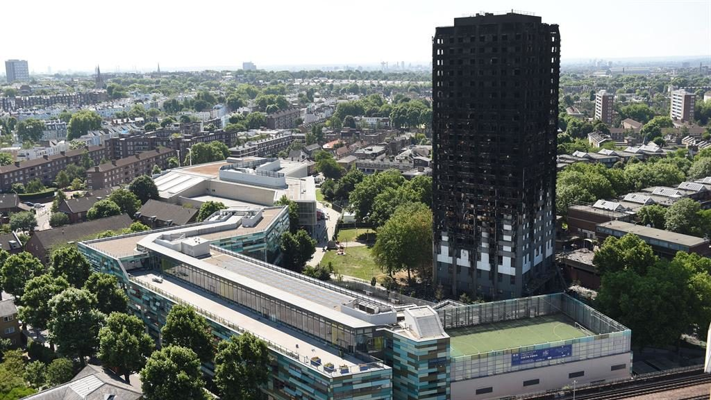 Grenfell: 255 fled blaze, but 80 are dead or missing