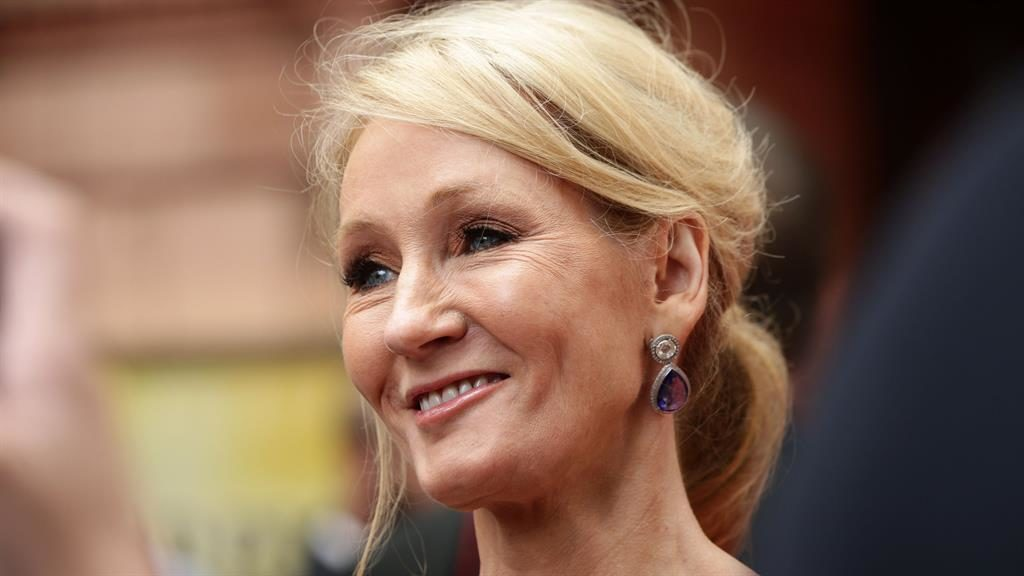 JK Rowling's Latest 'Fairy Tale' Book Is Trapped in the Closet