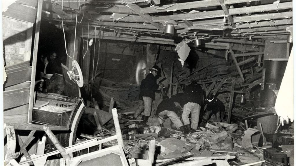 IRA bomb-maker apologises for his part in Birmingham bombings