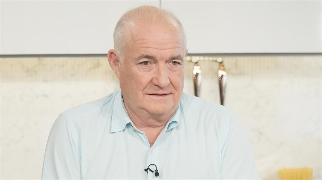 Fishy goings on: TV chef Rick Stein