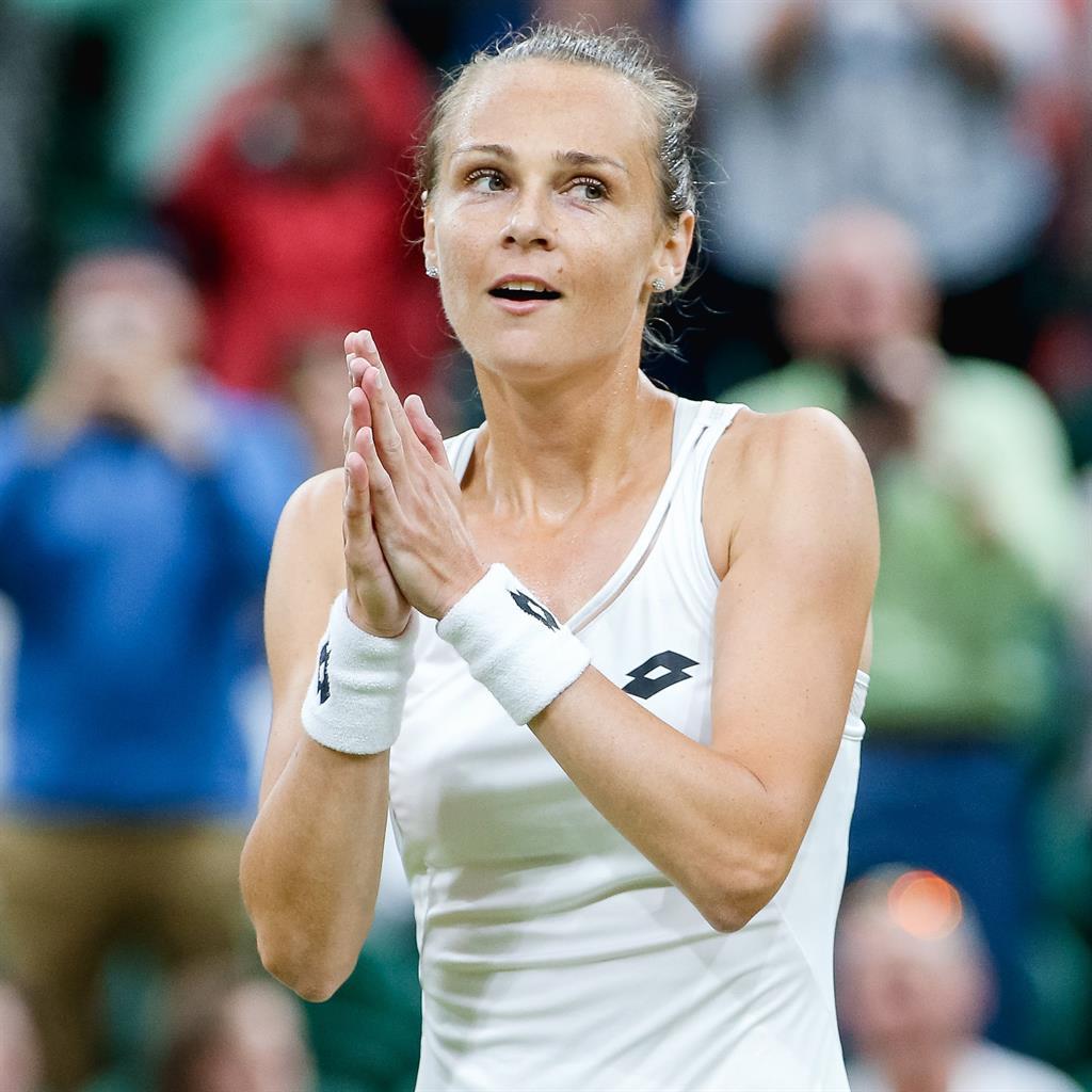 Garbine Muguruza vs Svetlana Kuznetsova