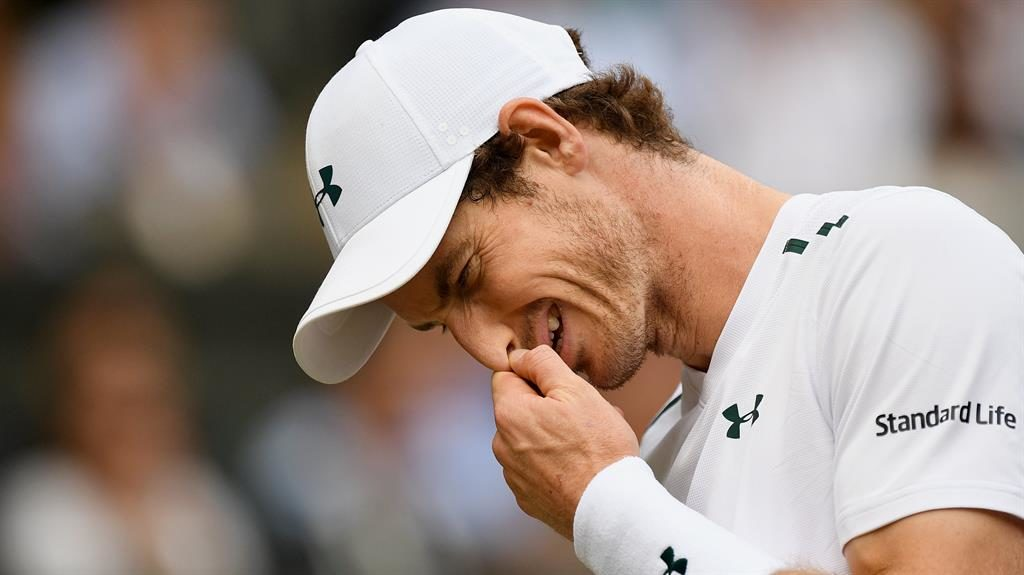 Querrey sends Murray packing; Djokovic retires with elbow injury
