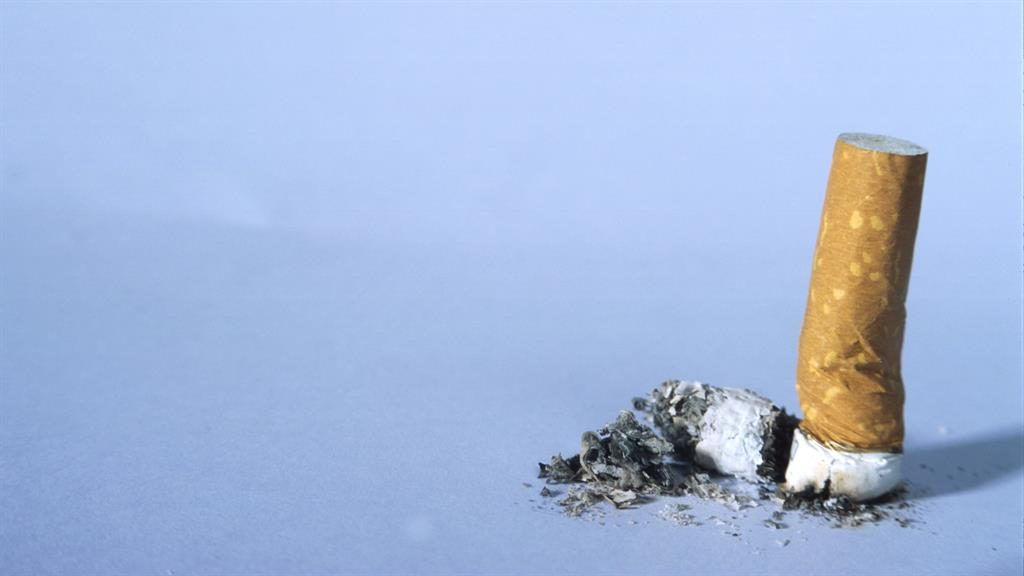 Plans for a smoke-free England      by Simon Garner    Published