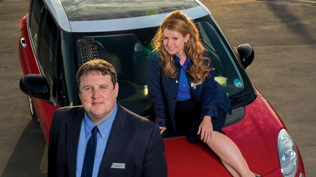 Famous sharers: Peter Kay's Car Share made a sitcom out of the idea