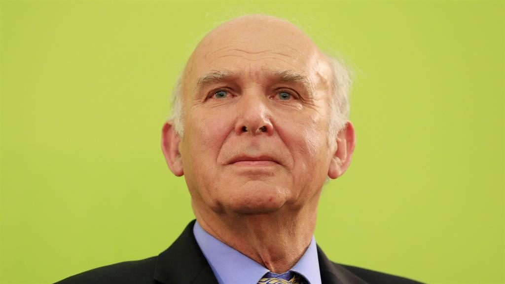 Vince Cable Takes Charge of UK's Anti-Brexit Liberal Democrats
