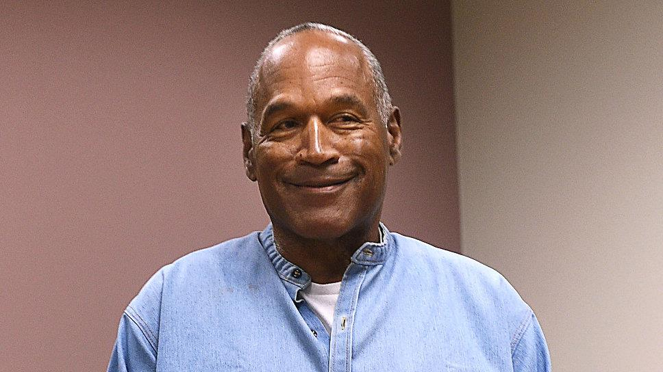OJ Simpson granted parole after almost nine years in prison