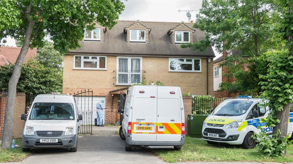 Pair in the dock over 'honour' killing after body found in fridge
