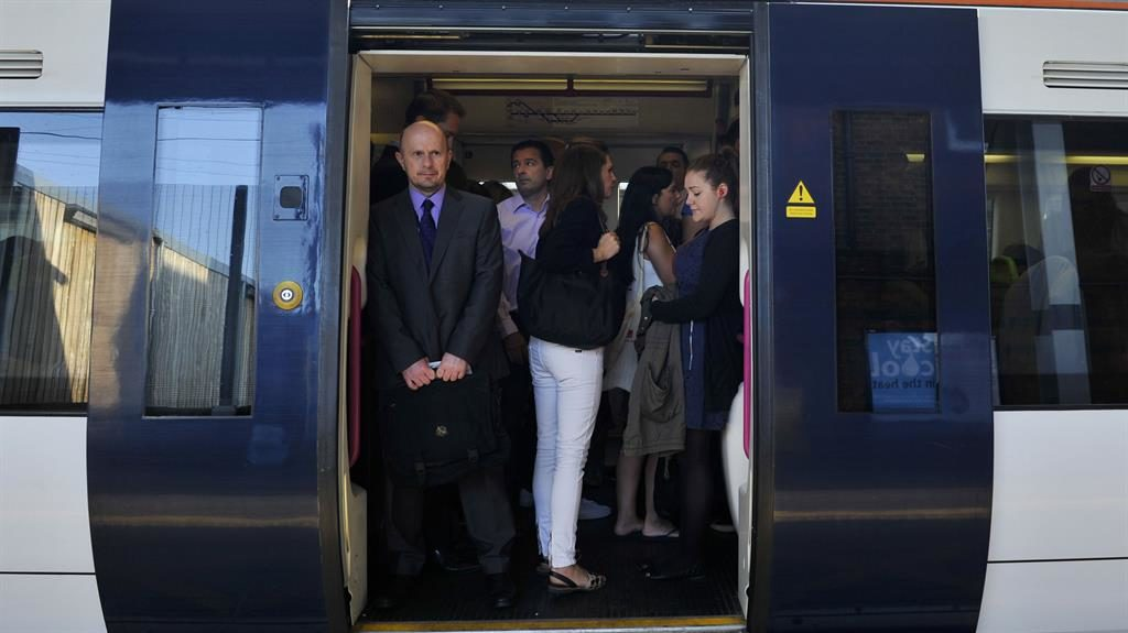 'Green shoots' of improvement in rail passenger satisfaction