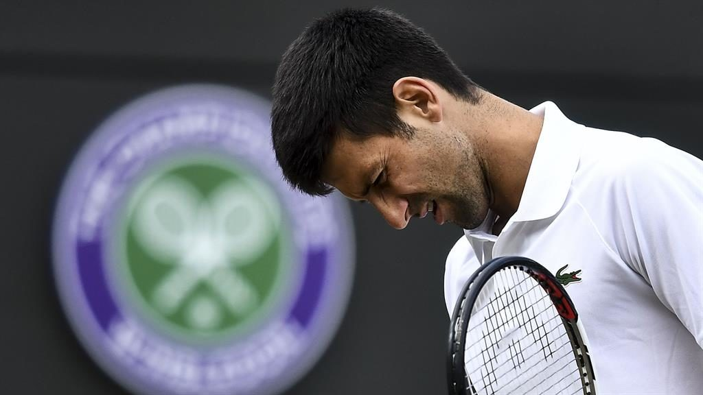 Djokovic out for season with elbow injury