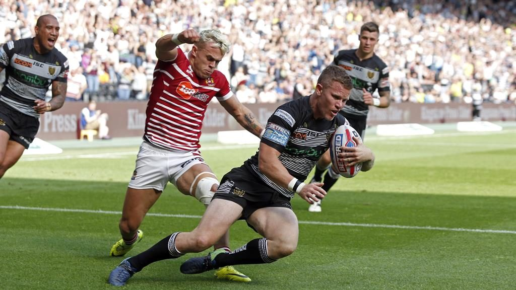 Wigan and Hull take their game Down Under