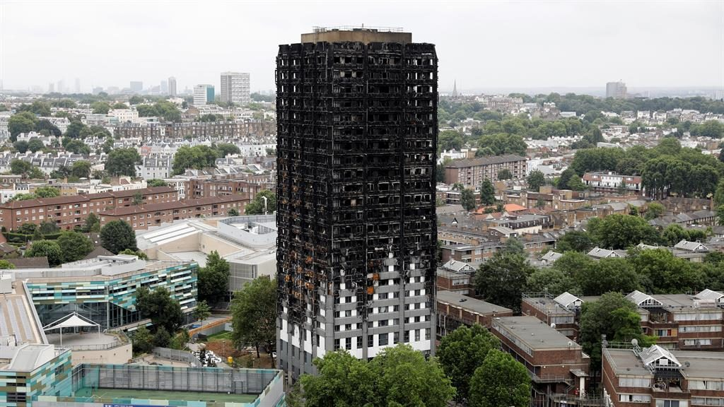 British police suspect corporate manslaughter over tower blaze