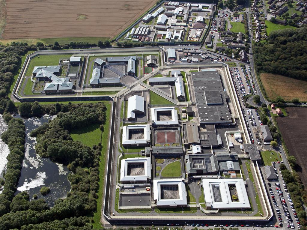 Extremist inmates moved to 'prison within a prison' at HMP Frankland