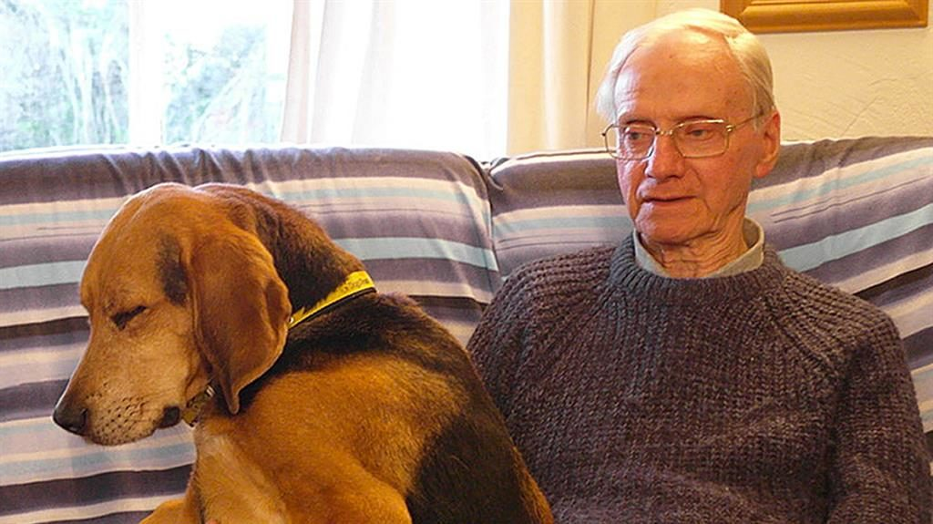 Dog walker Peter Wrighton 'seen arguing before death'