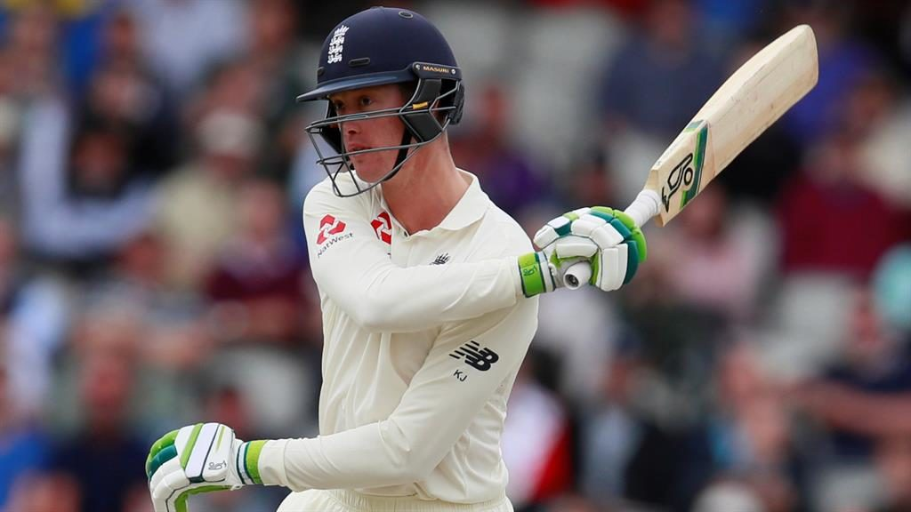 Mark Stoneman replaces Keaton Jennings in England squad for West Indies series