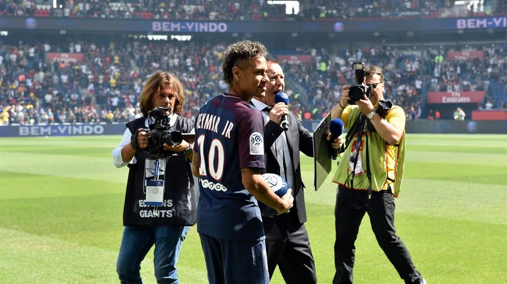 Neymar offers to pay fine for tax evasion — Sports World