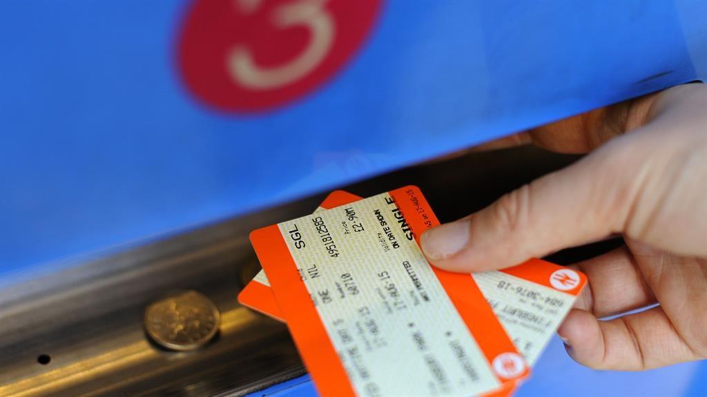 Rail fares to go up again next year