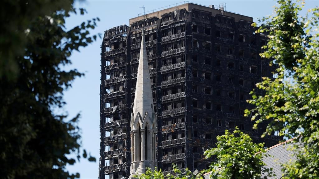 Mears Group expects Grenfell Tower impact
