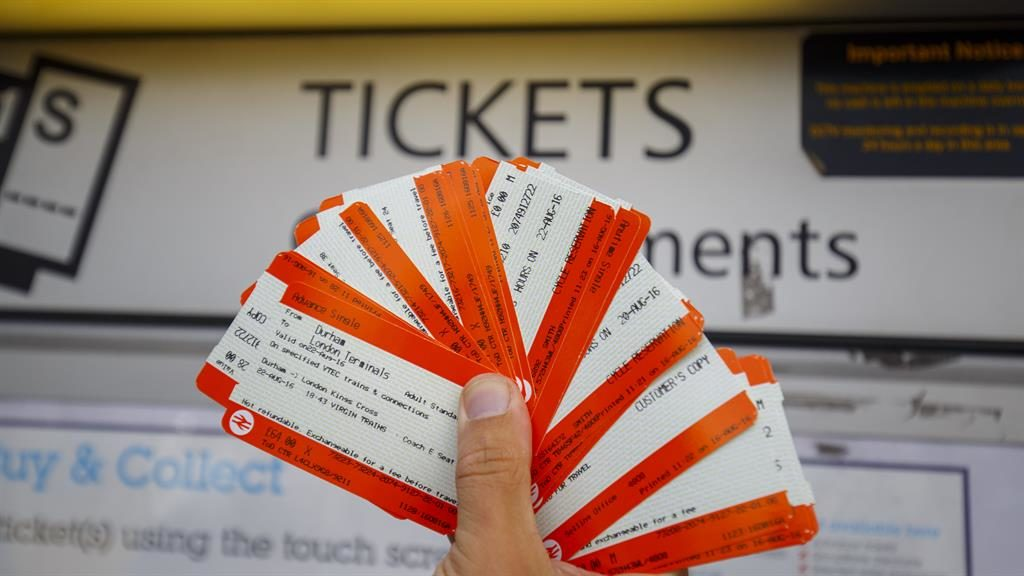 Rail fares have risen 'twice as fast as wages since 2010'