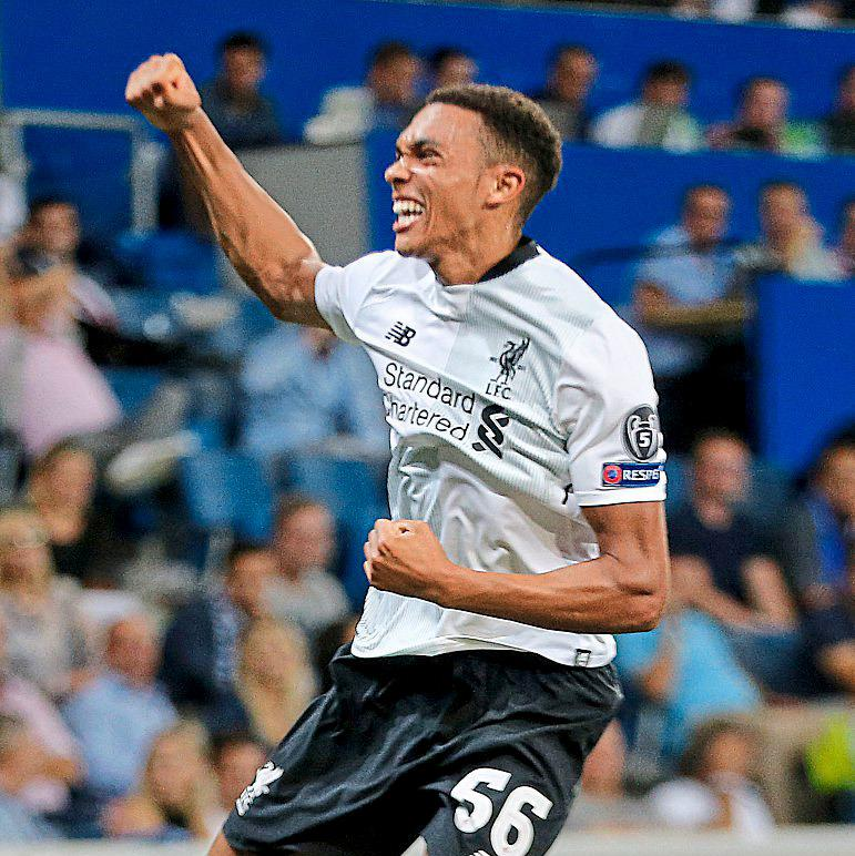England age-group debate over Trent Alexander-Arnold