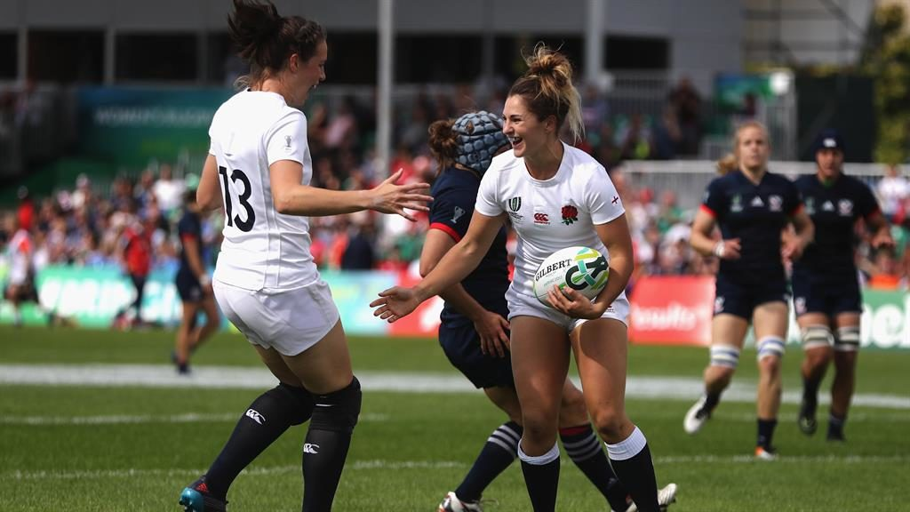 England beat U.S. 47-26 to reach semi-finals