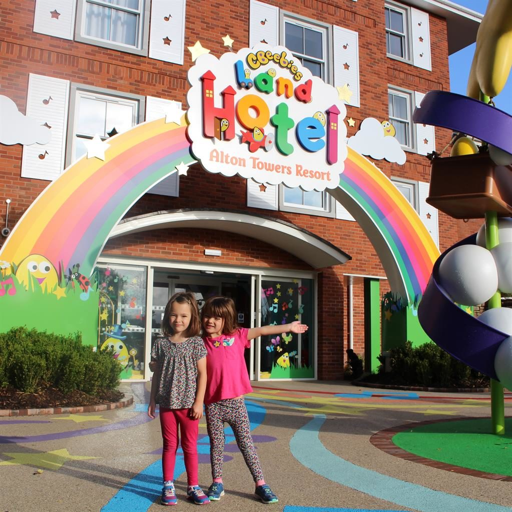 Dreams Come True For Four Year Old Twins At Cbeebies Unique Hotel Metro Newspaper Uk